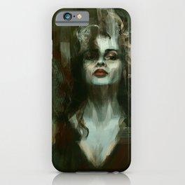 Bellatrix iPhone Case