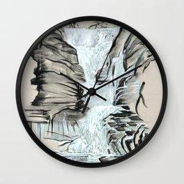 Local Gem # 5 - Lick Brook Wall Clock