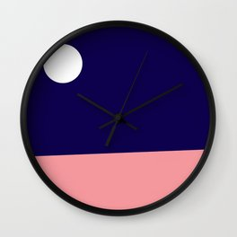 Beach 06 Wall Clock