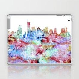 Boston Massachusetts Skyline Laptop & iPad Skin