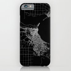 Corpus Christi map Texas Slim Case iPhone 6s