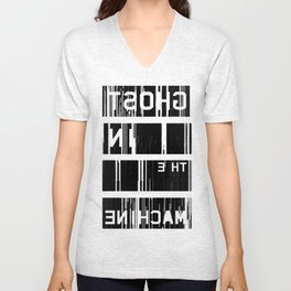Ghost in the Machine Unisex V-Neck