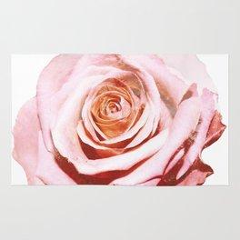 Photomanipulation | Pink Rose Rug