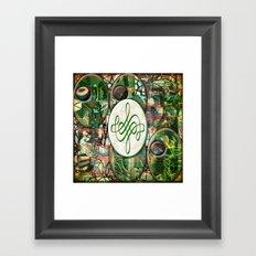 Leah (#TheAccessoriesSeries) Framed Art Print