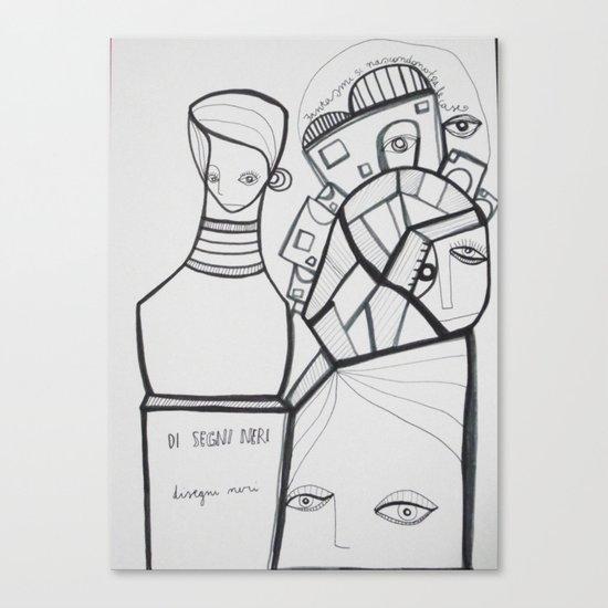 ItalianArt Canvas Print