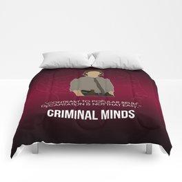 Criminal Minds - Reid Comforters