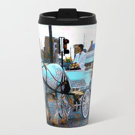 New Orleans Jazz Funeral Second Line Parade Travel Mug