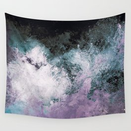 Soaked Chroma Wall Tapestry