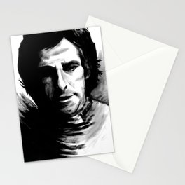 DARK COMEDIANS: Ben Stiller Stationery Cards