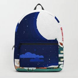 Town Moon Backpack