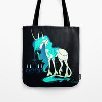 chandelier Tote Bags featuring Chandelier by Famosity14