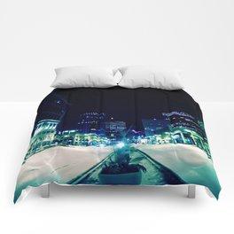 Downtown Winnipeg Comforters