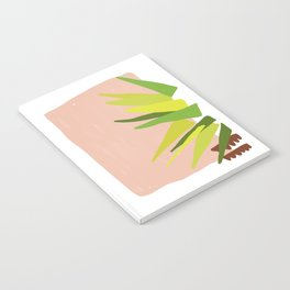 Geometric Palm Notebook