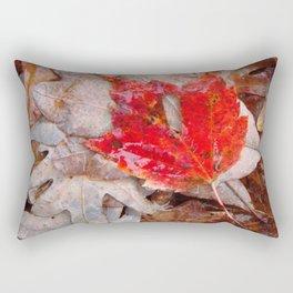 autumnal reverie 657 Rectangular Pillow