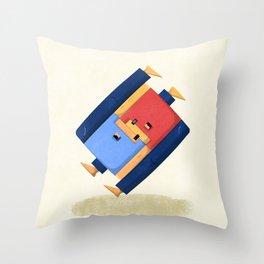 Dependency Throw Pillow