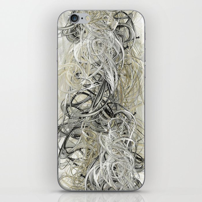 Shiver iPhone Skin