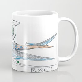 The Airplane Channel Coffee Mug
