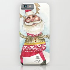 Steampunk Santa Slim Case iPhone 6s