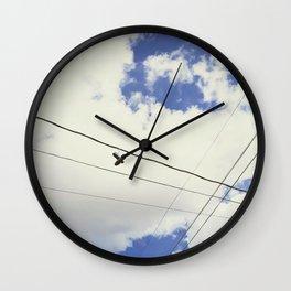So long, Kicks Wall Clock