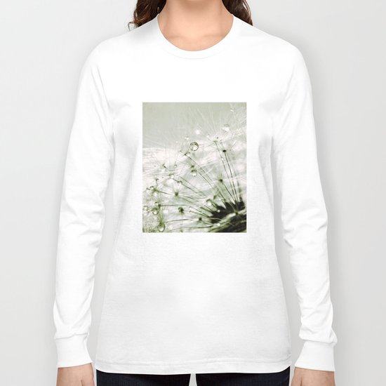 droplets Long Sleeve T-shirt