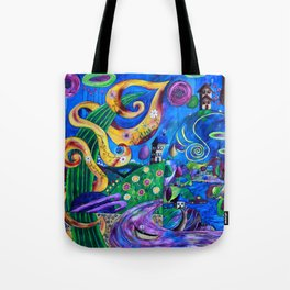 Imaginaria Tote Bag