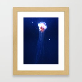 Jelly. Framed Art Print