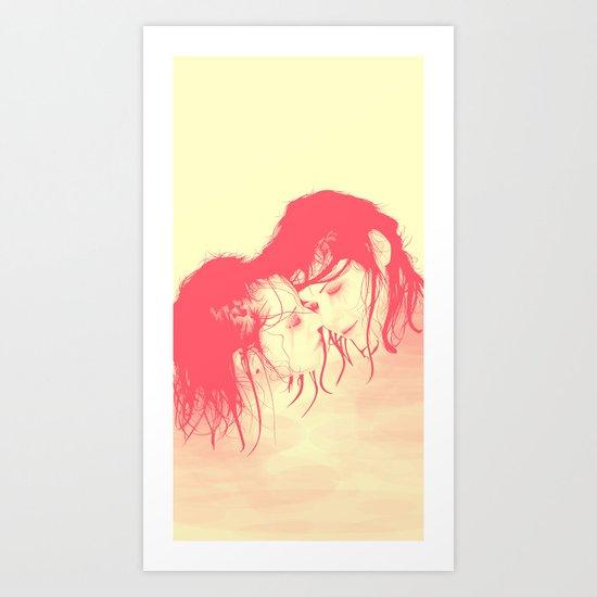 Reverie Art Print