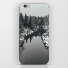 The first snow iPhone & iPod Skin