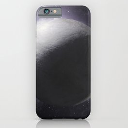 Outer Space Planetary — Europe iPhone Case