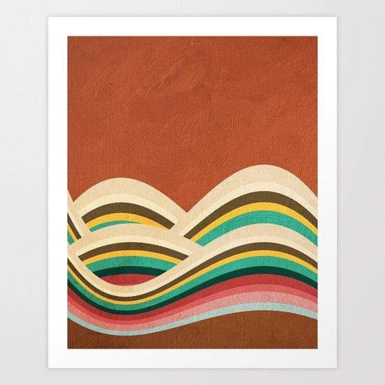 Textures/Abstract 13 Art Print