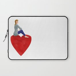 Saint valentin Laptop Sleeve