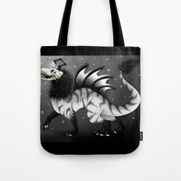 Fallen-Zioron Tote Bag