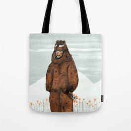 Wilder Mann - The Bear Tote Bag