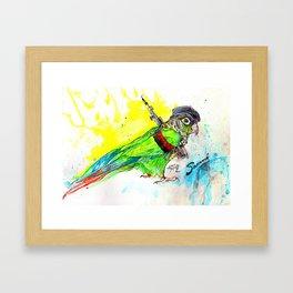 Sammi Framed Art Print