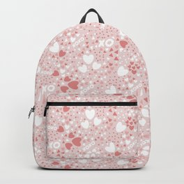 Valentine Hearts XOXO Backpack