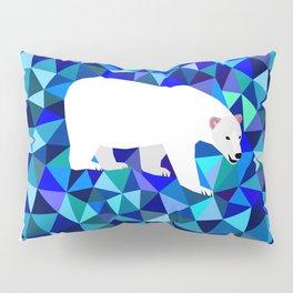 Rider of Icebergs Pillow Sham