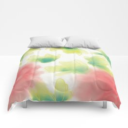 Hues of Spring Comforters