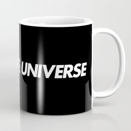 Command the universe (black) Coffee Mug