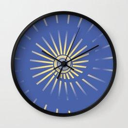 Sunshine XXXV Wall Clock