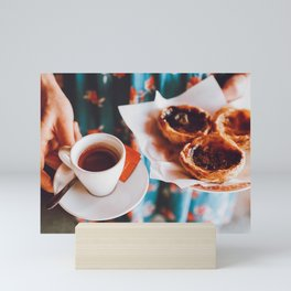 Breakfast VI Mini Art Print