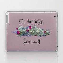 Go Smudge Yourself Laptop & iPad Skin