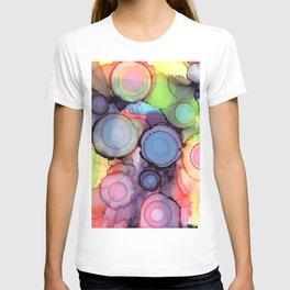Circles within circles T-shirt