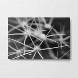 Cactus Art Metal Print