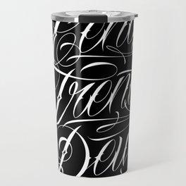 Cent Trente Deux (Nosé) Travel Mug