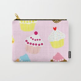 Cupcake Fun Carry-All Pouch