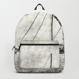 Vintage Schooner Backpack