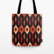 American Native Pattern No. 14 Tote Bag