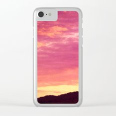 Blaze Clear iPhone Case
