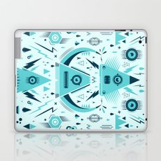 Triangle Alien Transformer Attack  Laptop & iPad Skin
