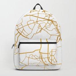 KIEV UKRAINE CITY STREET MAP ART Backpack